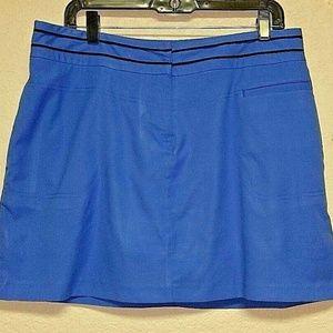 IZOD Stretch Tennis Skort Activewear